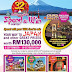 Sep8-Oct20: AEON 32nd Anniversary Spend with your VISA & Win Your Way to Japan & other Great Prizes Contest