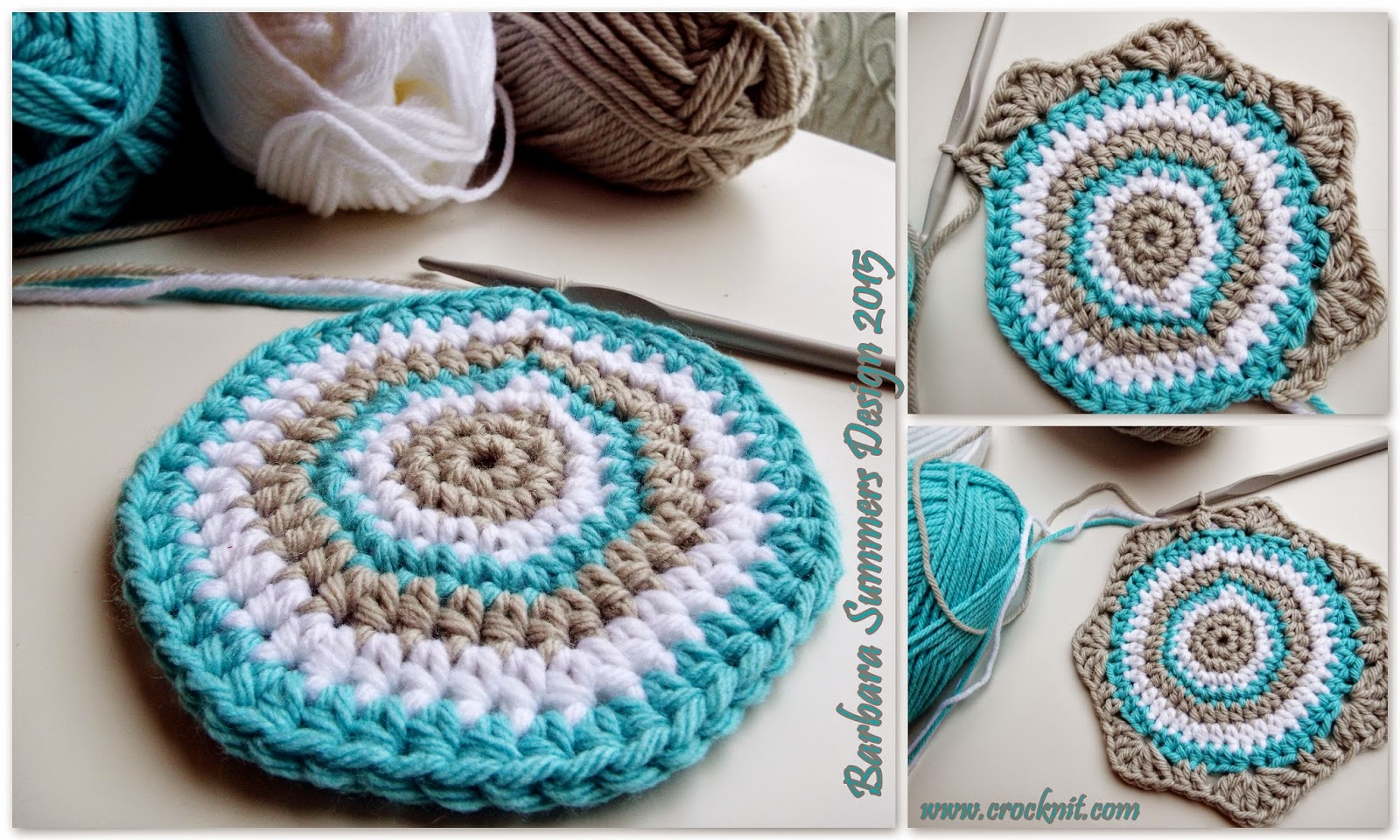MICROCKNIT CREATIONS: CINDY Crochet Drawstring Bag FREE PATTERN