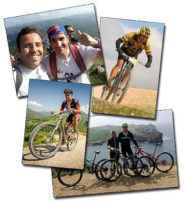 Ciclismo El Soplao