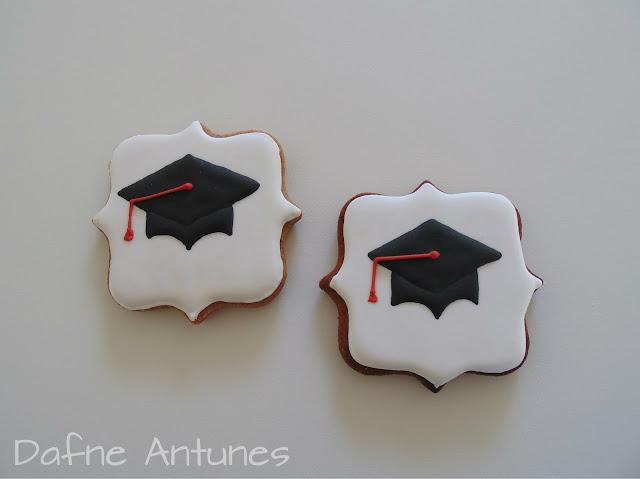 Biscoitos de formatura