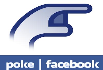 معنى كلمة نكز في موقع الفيس بوك.Facebook Poke Word