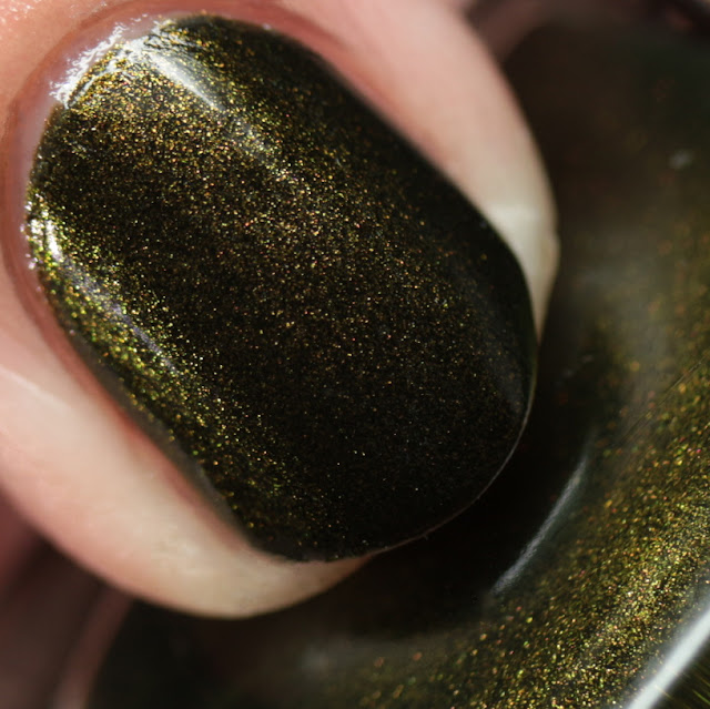 Supermoon Lacquer Green Goddess