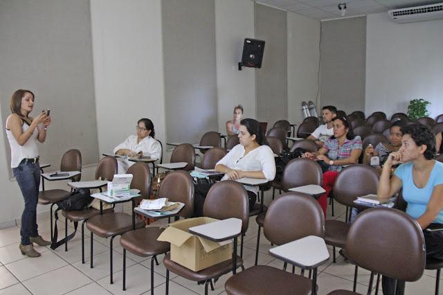 Médicos de PSF participam de treinamento sobre uso do oftalmoscópio na atenção primária