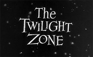 Twilight Zone series title from the first season