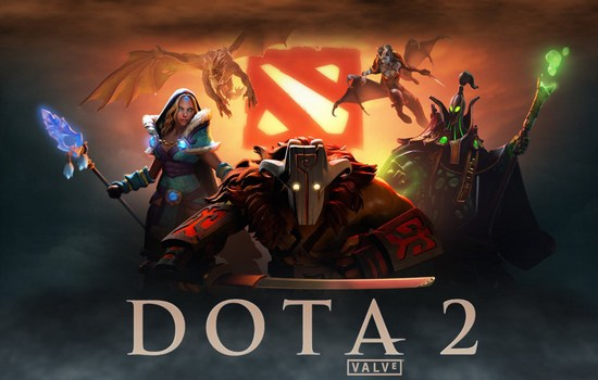 3. لعبة DOTA 2
