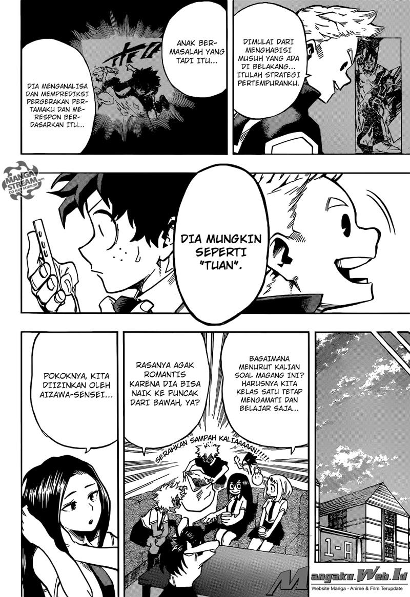 Boku no Hero Academia Chapter 124-14