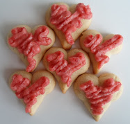 i ♥ you berry much spritz cookies