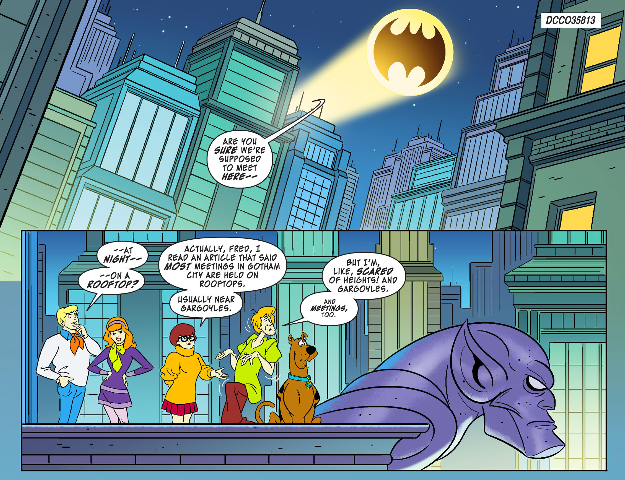 Read online Scooby-Doo! Team-Up comic -  Issue #23 - 3