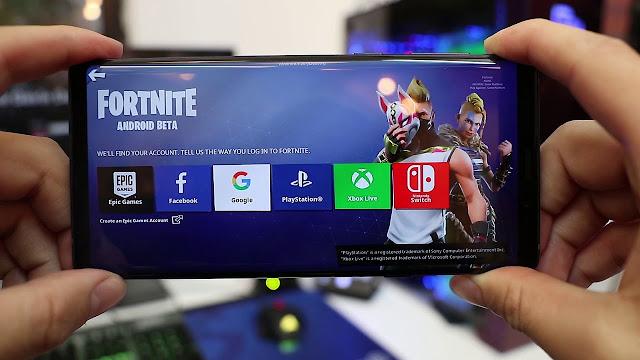 Cara Download & Instal Fortnite Di Xiaomi Redmi Note 4