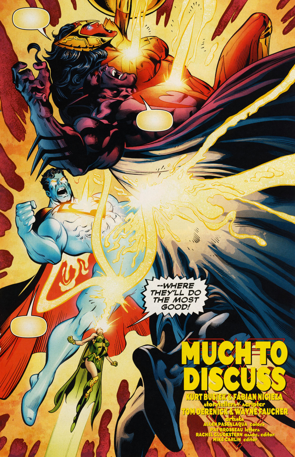 Read online Trinity (2008) comic -  Issue #44 - 17
