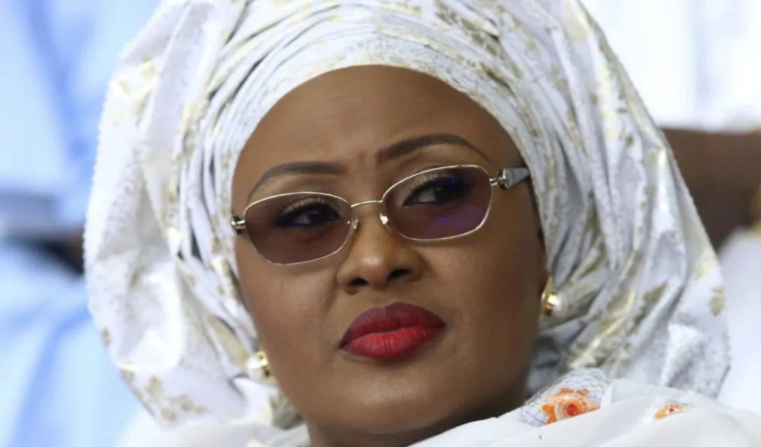 "Aso Rock Cabals Labels Aisha Buhari ""The Suicide Bomber From Yola"" - SR"