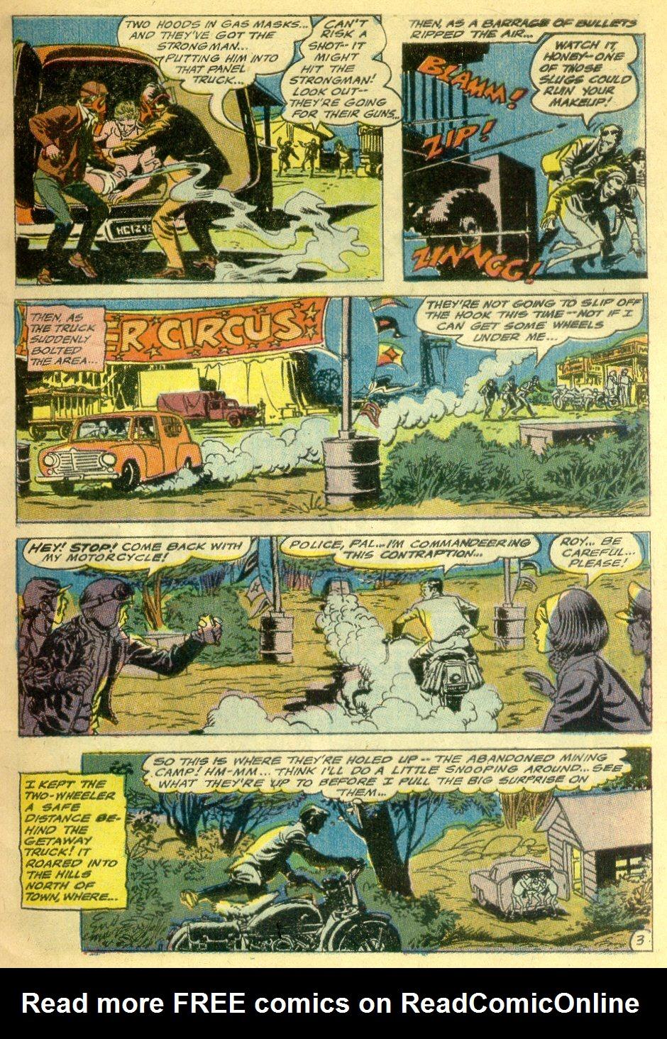 Strange Adventures (1950) issue 193 - Page 5