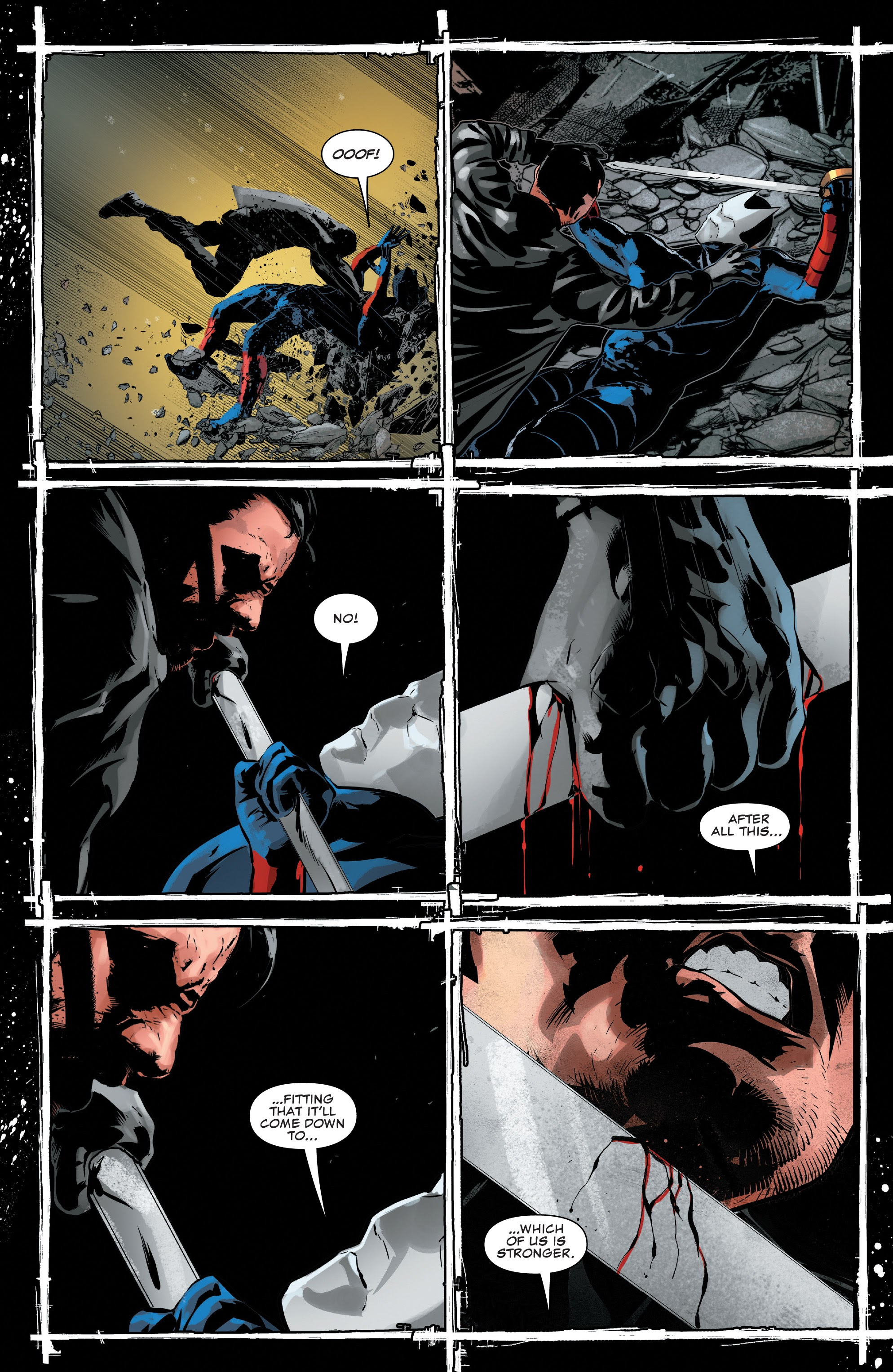 Read online The Punisher (2018) comic -  Issue #15 - 19