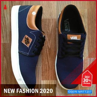 MRTT207S125 Sepatu casual Vns blue denim Keren BMGShop
