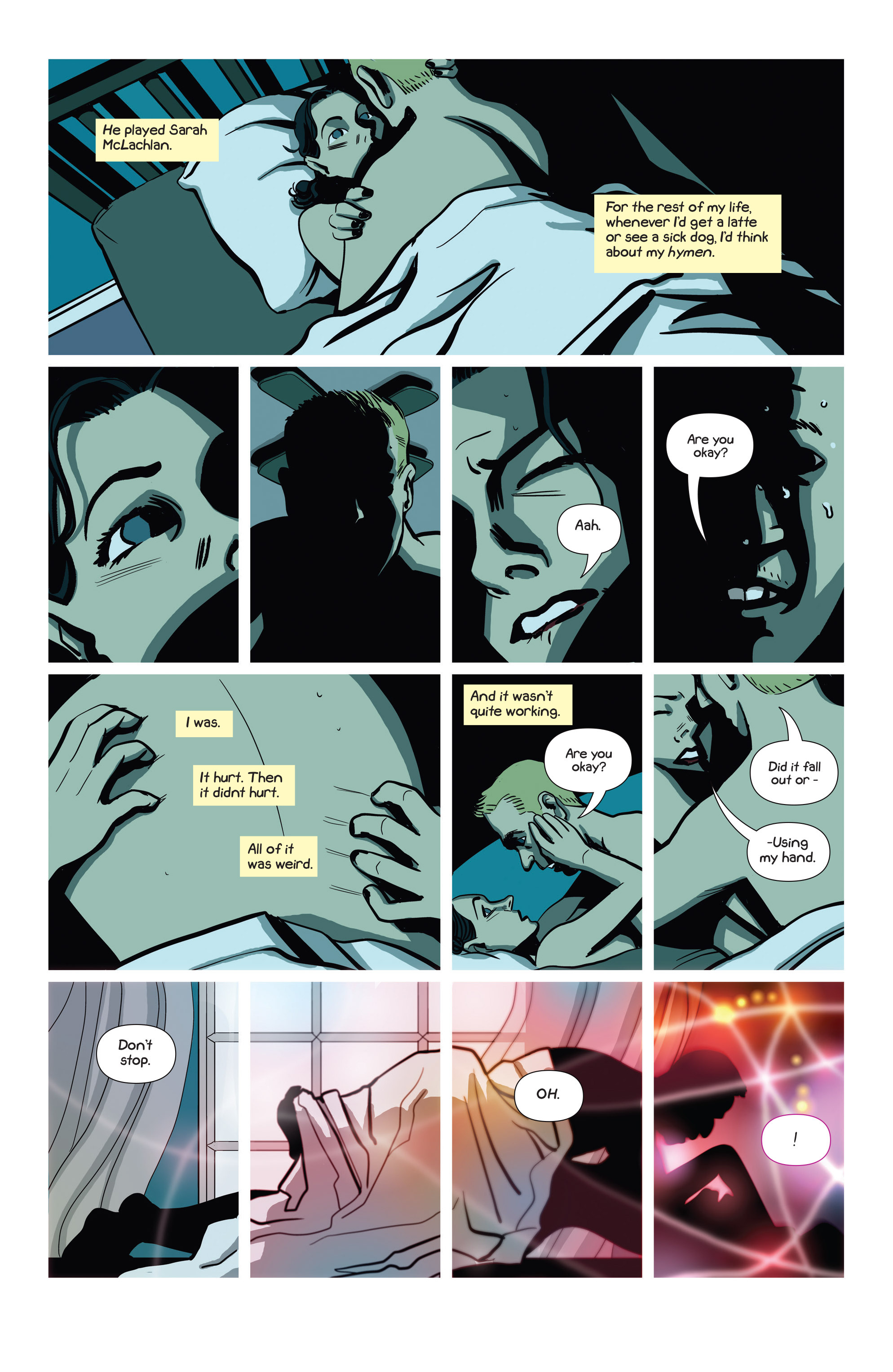Read online Sex Criminals comic -  Issue # _TPB 1 - 18