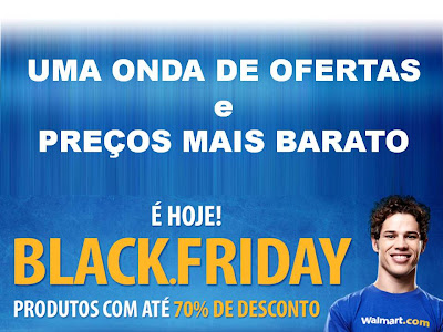 Black Friday no Walmart