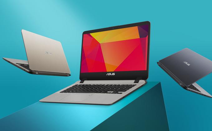 Asus Vivobook A407ub Laptop Terbaik Dikelasnya Dengan Processor