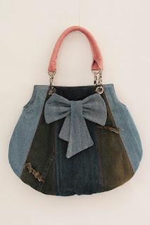 tutorial borsa riuso jeans