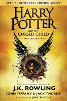 Couverture de Harry Potter and the cursed child