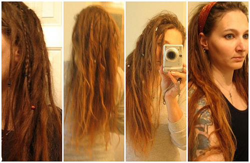 How To Obtain Such Dreads The World May Never Know So Pretty