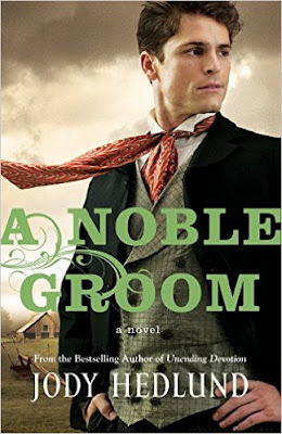 Book Review: A Noble Groom, by Jody Hedlund