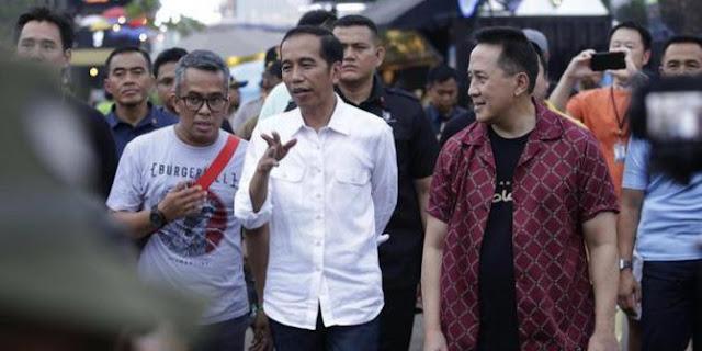 Jokowi Ingatkan Masyarakat Banyak 'Kompor' di Tahun Politik