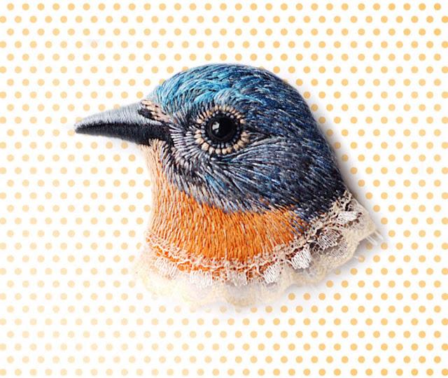 Original artwork by Paulina Bartnik, as featured by Julia Titchfield on Feeling Stitchy