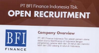 Lowongan Kerja Banyuwangi BFI Finance, Lowongan Pekerjaan PT. BFI Finance Indonesia Tbk Jawa Timur 2017 BFI Finance