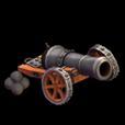 castleville gift cannon
