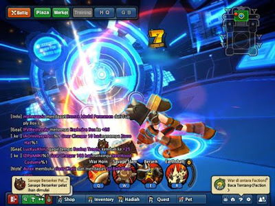 10 November 2017 - Octana 2.0 Lost Saga Cheat NoDelay, Kebal, Unl HP, Kebal,Token Perunggu, DLL