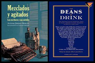 libros bebidas