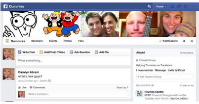 How to Leave Group on Facebook