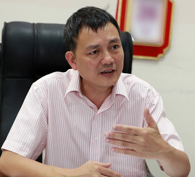 Cục trưởng cục hàng không Lại Xuân Thanh