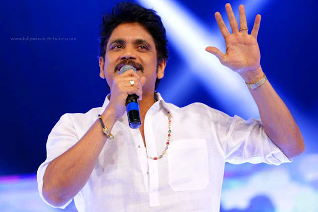 King Nagarjuna In New Role For His Next