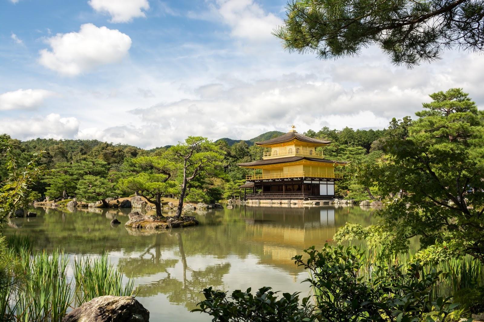 Připojte se v Kjótu