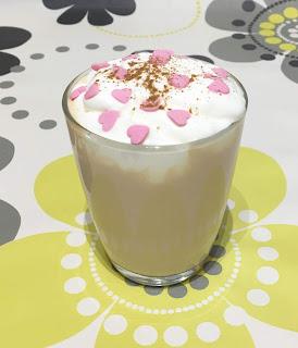 Crema de café con chantilly
