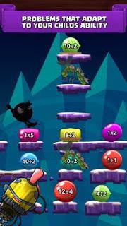 Game Monster Math Game Apk