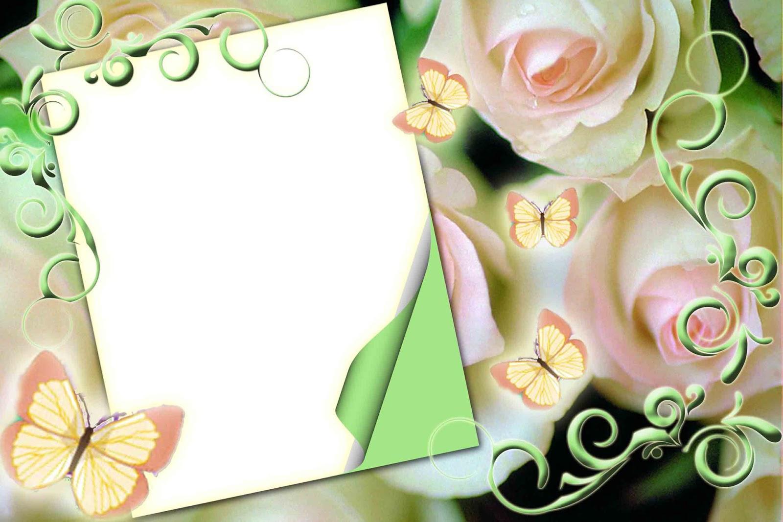 Двухсторонняя открытка в фотошопе с днем рождения, открытка