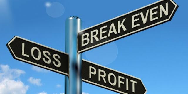 Cara Mudah Menghitung Break Event Point (BEP)
