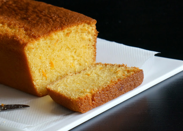 la recette de gâteau d'orange | Makeupwonderland29