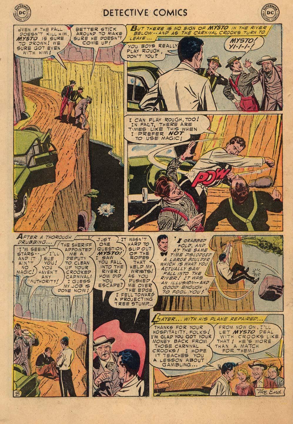 Read online Detective Comics (1937) comic -  Issue #212 - 27