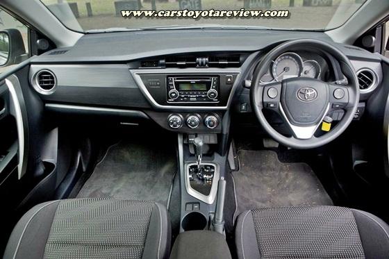 2014 Toyota Corolla A LE Eco