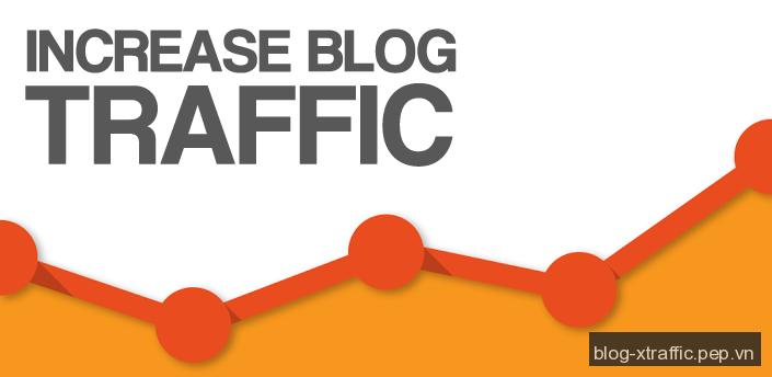 7 cách giúp bạn tăng lưu lượng truy cập cho blog