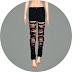 Ripped Pants Loose-Fit_찢어진 바지 루즈핏 버전_여자 의상