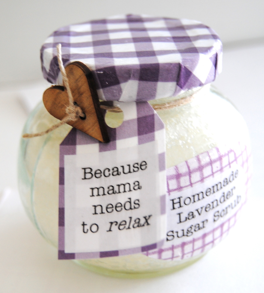In style party favors: DIY BABY SHOWER FAVORS