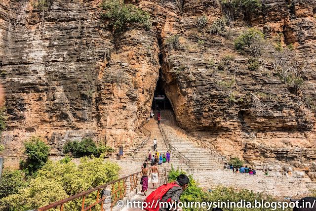 Yaganti Cave Temples