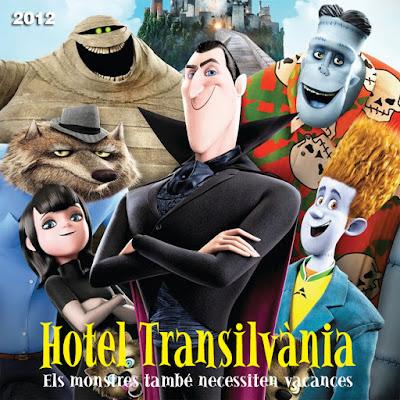 Hotel Transsilvània - [2012]