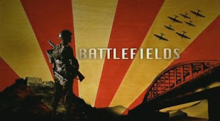 Battlefields of the World War II (4 parts)