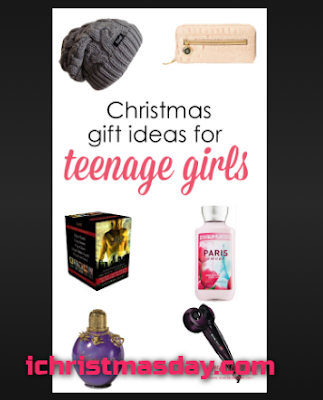 christmas gifts ideas for teenage daughter
