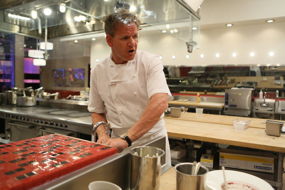 Hell's Kitchen - Season 12 Episode 01: 20 Chefs Compete